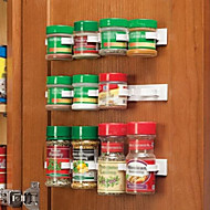 Media Gallery n garrafa cozinha loja Spice Rack gabinete clips porta de especiarias conjunto de 20 clipe