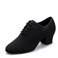 Female adult teachers shoes with soft bottom in fashionable shoes Latin dancing shoes