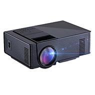 מקרן קולנוע ביתי hd1080p 3000lumens 3D LED AV / USB / VGA / SD