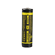 Xtar bateria 3.7v 2.96wh li-ion recarregável 14500 800mAh