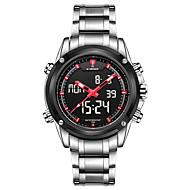 Men's Sport Watch Military Watch Dress Watch Fashion Watch Wrist watch Digital Watch Calendar Quartz Digital Alloy BandVintage Charm