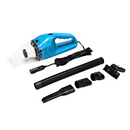 Portable Car Vacuum Vleaner Wet and Dry Dual Use With Power 120W 12V 5 Meters Cable Super Absorb