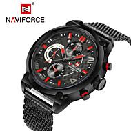 Men's NAVIFORCE Luxury Brand Analog Quartz Watch
