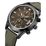 Men's MEGIR Swiss Waterproof Sport Belt Quartz watch
