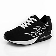 Buty do lekkiej atletyki-Damskie-Comfort-Płaski oncas-Czarny Różowy Fioletowy-PU-Turystyka