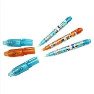 3db láthatatlan toll magic pen reklámajándék tollak titkosírás