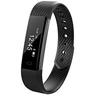 yyid115 smart armbånd / smart klokke / aktivitet trackerlong standby / pedometre / alarmklokke / avstandssporing
