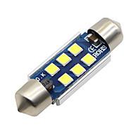 4x-new-2017-festoon-39mm-6-smd-3030-cnabus-white-led-car-dome-light-lamp-bulbs-3021-6428-de3175 12-24v