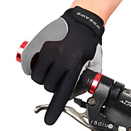 Gloves Sports Gloves Unisex Cycling Gloves Spring Autumn/Fall Bike Gloves Anti-skidding Breathable Wearproof Wearable Wicking Lightweight