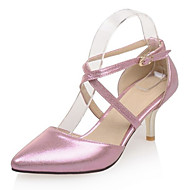 Women's Heels Spring Summer Fall Winter Comfort Novelty PU Synthetic Wedding Office & Career Party & Evening