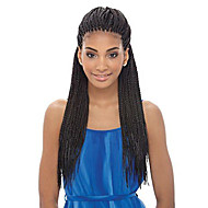naturlige sorte syntetiske parykker for afro kvinner blonder foran varmebestandig parykker