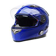 bt bluetooth kaputelefon kaputelefon fejhallgató FM for intergral / teljes arcot / arc felét / felhajtható motocycle sisak