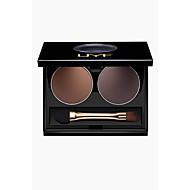 2 Paleta očních stínů Suché Oční stíny paleta pudr Kedigözü Makyajı Günlük Makyaj Parti Makyajı Peri Masalı Makyajı