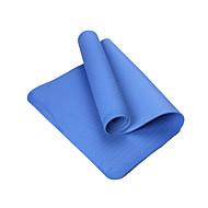 TPE Yogamattor Miljövänlig Luktfri 6 mm Ljusblå Other