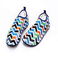 Sapatos para Água Não são necessárias ferramentas Secagem Rápida anti derrapante Mergulho e Snorkeling Natação Lycra Borracha