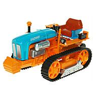רכב חווה צעצועים צעצועים רכב 1:18 מתכת ABS פלסטיק כסוף צעצוע בניה ודגם