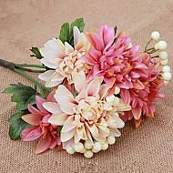 1 Branch Silk Daisies Tabletop Flower Artificial Flowers