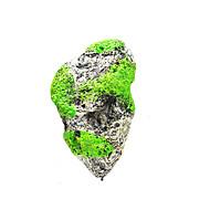 수족관 장식 바위 인공 부동 경석 일시 중단 돌 풍경 5PCS