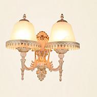 ac ac 110-130 220-240 60 e26 e27 rustique moderne / contemporain / lodge pour d'autres disposent d'un mini style mur downlight appliques