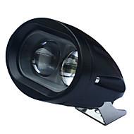 Jiawen 30w moottoripyörä ajovalaisimet ajoneuvojen muutettu valot insinööritekniikka valonheittimet työvalot