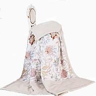 Цветы Стеганныеодеяла материал Полуторный комплект (Ш 173 x Д 218 см) Queen (Ш 224 x Д 234 см) 1 одеяло