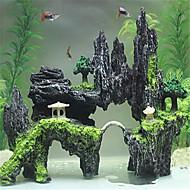 Akvarij Dekoracija Ukrasi Netoksično i bezukusno Smola