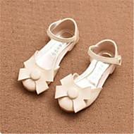 Djevojčice Sandale Trčanje Udobne cipele PU Kauzalni Obala Pink Pink Ravne