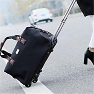 Damen Reisetasche Oxford Tuch Schwarz