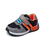 赤ちゃん フラット 赤ちゃん用靴 PUレザー 春 秋 カジュアル ウォーキング 赤ちゃん用靴 面ファスナー フラットヒール グレー フラット
