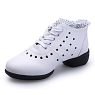 Female new winter shoes modern jazz dance shoes soft bottom square dance shoes