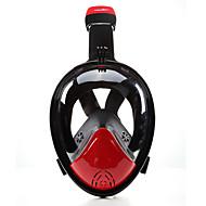 Măști Diving Anti-Ceață Masca Fata Totala 180 Grade Nu sunt necesare scule Scufundări & Snorkeling Neopren-THENICE