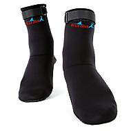 Sapatos para Água Mergulho e Snorkeling Neopreno