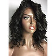 lyhyet hiuksista pitsi peruukit Brasilian Nyörilliset hiuksista peruukit bob aalto peruukit 100% neitsyt hiuksista peruukki kanssa vauvan
