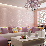 Art Deco 3D Taustakuva Kotiin Nykyaikainen Seinäpinnat , Other materiaali liima tarvitaan tapetti , huoneen Tapetit