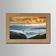 Inpresione Giclee Famoso Paisaje Clásico Realismo,Un Panel Panorámica lámina Decoración de pared For Decoración hogareña