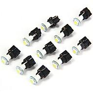 10db T5 LED izzók fehér