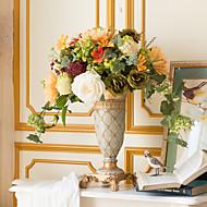 1 Ág Asztali virág Művirágok