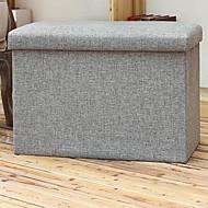 Коробки для хранения Единицы хранения Текстиль сОсобенность является С крышкой , Для Бижутерия Ткань