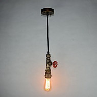 Retro Restaurant Bar Hanging Lamp Act The Role Ofing Loft Personality Decoration Rural Industrial Pipe Pendant Lamp