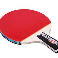 Tischtennis-Schläger Gummi Kurzer Griff Pickel Drinnen Legere Sport