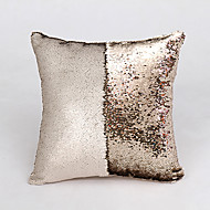 1 pcs Beads Pillow Case,Novelty Patchwork Modern/Contemporary Casual