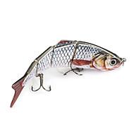 2 ks Střevle Střevle Bílá 0.0165 g Unce mm palec,Umělá hmota Obecné rybaření