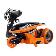 Motorcycle JJRC 1:16 Gas RC Car AM Orange Ready-To-Go Remote Control Car