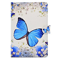 For Apple iPad Mini 4 3 2 1 Case Cover with Stand Pattern Full Body Butterfly Hard PU Leather