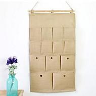 Мешки для хранения Текстиль сОсобенность является Открытые , Для Ткань