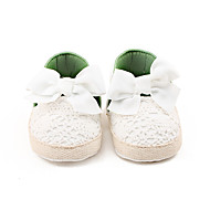 Для детей Дети Мокасины и Свитер Обувь для малышей Детская праздничная обувь Ткань Весна ОсеньСвадьба Повседневные Для праздника Для