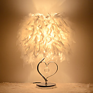 Feather Table Lamp  Feature