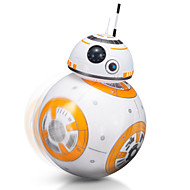 en ny type av 2,4 g-bb-8 intelligent liten ball robot fjernkontroll robot for barn