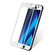 Samsung Galaxy a3 (2017) cf ei murtunut reuna koko näytön Ex-lasi kalvo, joka soveltuu