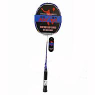 バドミントンラケット 耐久性 高強度 高弾性 アルミ合金カーボン 1個 のために 屋内 屋外 性能-Other